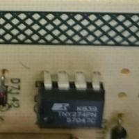 Naprawa zasilacza w TV SHARP LC-32DH77E