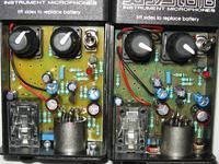 Odwrotnie podłaczone kondensatory w preampie sd systems