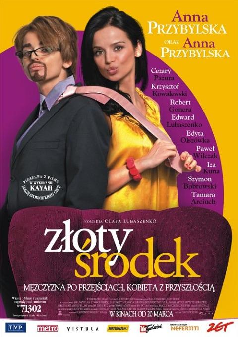 Z³oty ¶rodek (2008) PL.DVDRip.XViD-M14CH0 / FiLM POLSKi