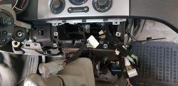 Renault Kangoo 2 - Montaż oryginalnej nawigacji w Kangoo 2