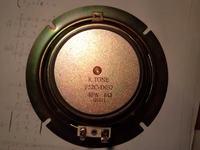 Szukam zamiennika dla głośnika z wieży Samsung max-n25