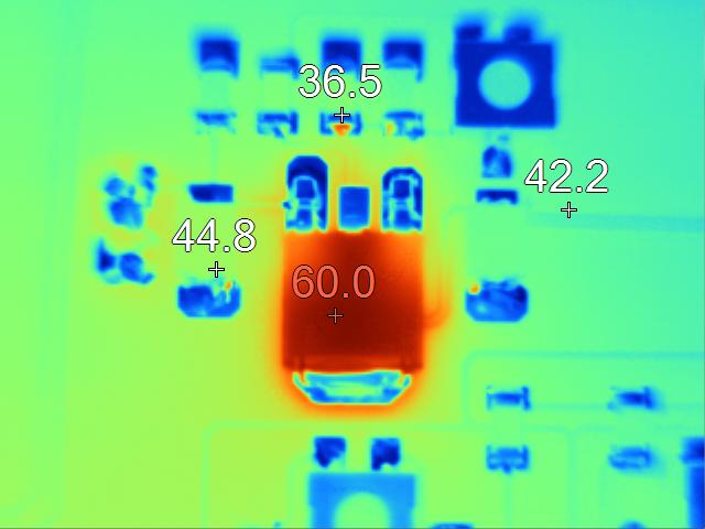 Wykorzystanie termografi w projektowaniu i ekspolatacji układów elektroniczych
