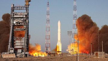 Katastrofa Glonass-M rosyjskiego GPSu