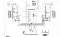 Urmet P2UPR - Przeka�nik domofonowy (prze��czanie dw�ch paneli zew.)