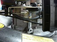 Kosiarka Mountfield HP474, silnik RV150-M nier�wne obroty