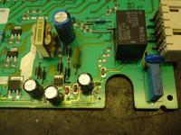 Zmywarka Mastercook ZWE7676F, spalony dławik
