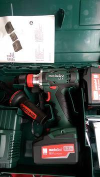 Wkrętarka akumulatorowa Metabo czy Bosch ?