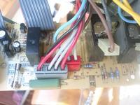 mikrofala whirlpool at326/wh = nie grzeje -częściowo sprawna- po krótkim spięciu