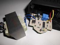 Bavaria CD 18 - Zepsuty transformator