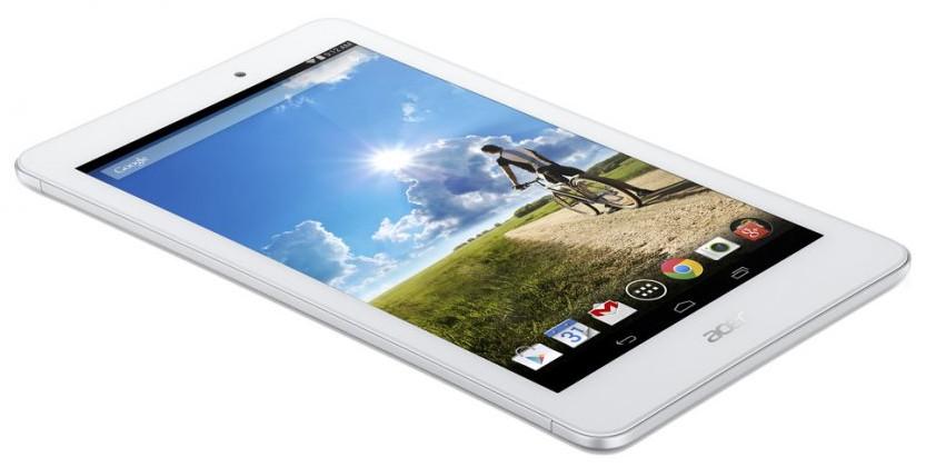 Acer Iconia Tab 8 - 8-calowy tablet z 4-rdzeniowym Atom i Android 4.4.2