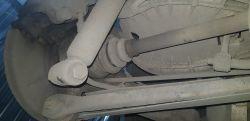 BMW 3 e46 2.0 TDI 115KM 2004r. - uszkodzenie napędu, czy zawieszenia?
