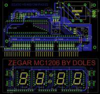 Kilka pytań do schematu zegarka MC1206