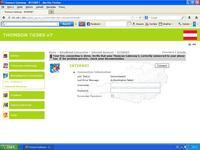 Router Thomson TG585v7 - brak konta administratora