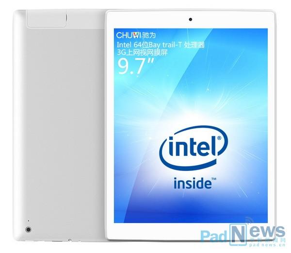 """Chuwi 99i - tablet z 9,7"""" ekranem 2048 x 1536 za 540 z�?"""