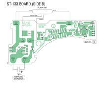 Sony DSC W35 - Sterowanie modu�em lampy b�yskowej