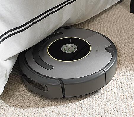 iRobot Roomba 600 Series - nowa seria ulepszonych robotów-odkurzaczy