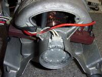 Polar Sl 348 XW - Pralka Polar Sl 348 XW silnik nie dzia�a