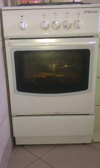 Wymiana termopary w kuchence gazowej Mastercook