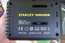 Ładowarka Stanley Fat Max 14,4 -18v identyfikacja elementu ?