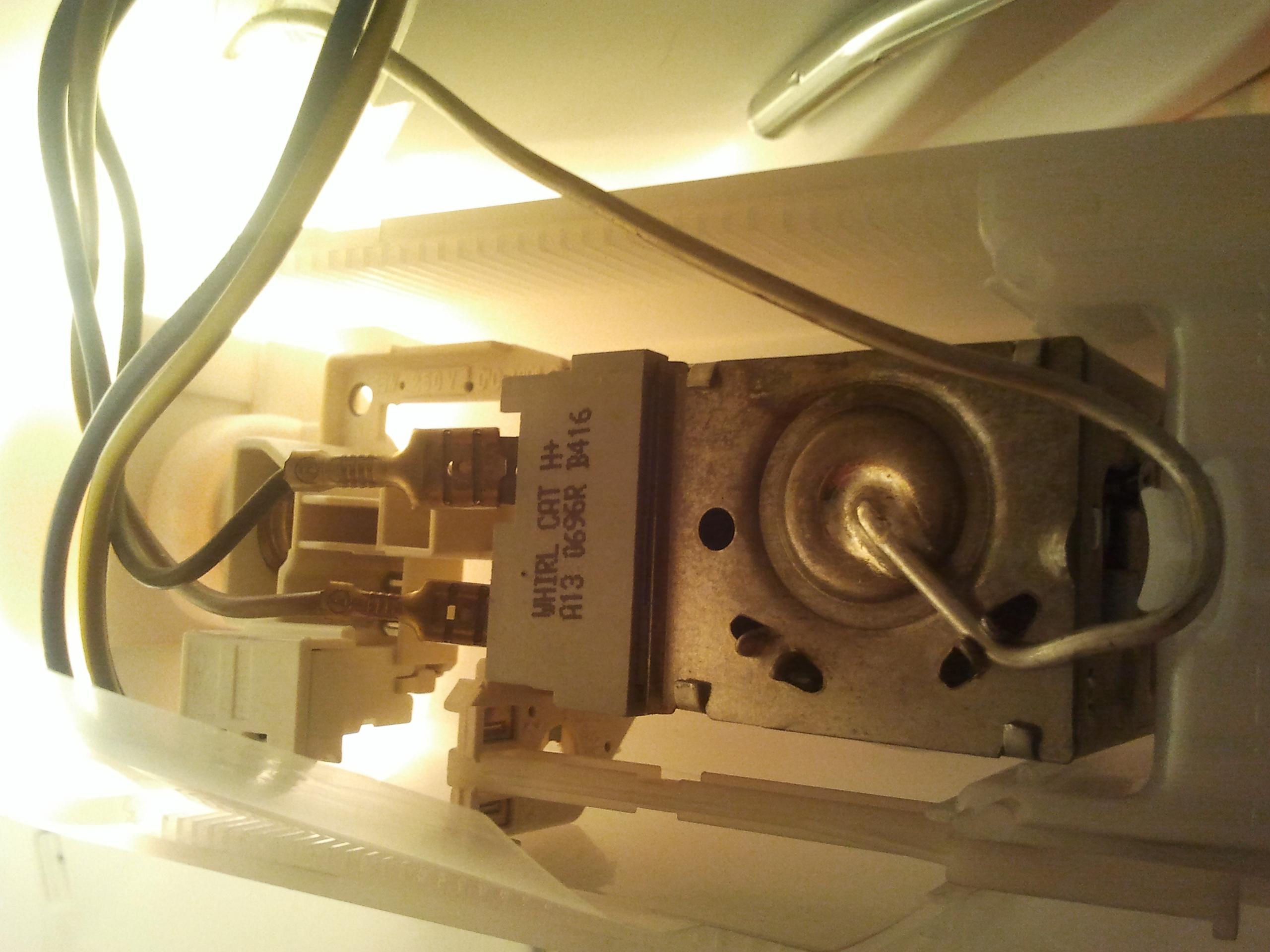 Whirlpool - zamiennik termostatu A13 0696