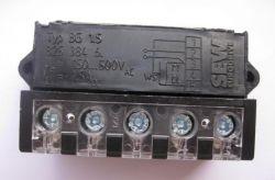 Podłączenie hamulca w motoreduktorze oraz pytanie o 2 przewody.