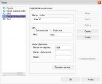 Konfiguracja stałego IP w T-mobile, co wpisać?