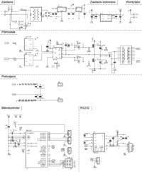 Zasilacz magnetronu - Przepalające się tranzystory
