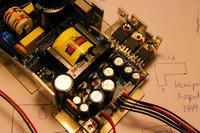 Jaki transformator impulsowy dobra� do tego schematu?