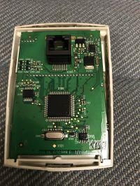 Falownik ABB ACS350 - naprawa,rozebranie