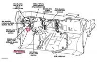 Chrysler Grand Voyager 96r. - Dmuchawa nawiewu przestała działać .
