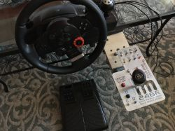 USB PC gearbox (Simracing H-Shifter)