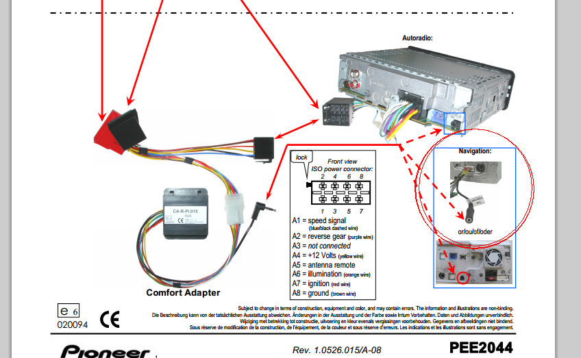 2869822000_1405020565 pioneer avic x3 sterowanie z kierownicy audi elektroda pl pioneer avic z1 wiring diagram at eliteediting.co