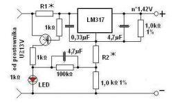 Ładowarka do akumulatorów NiMH-1,2V