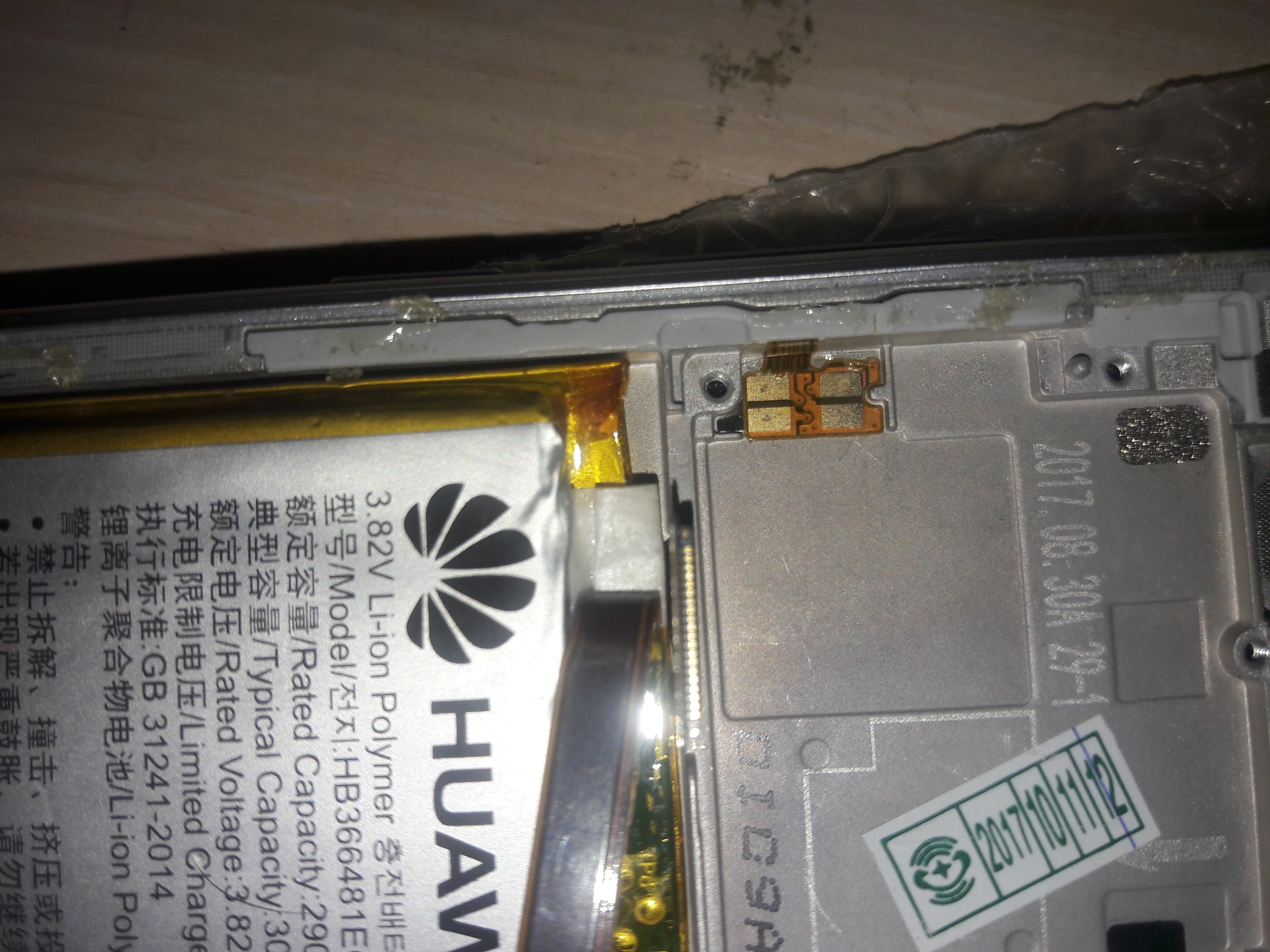 Solved] HUAWEI P9 Lite PRA-LX1 software install failed 5 %
