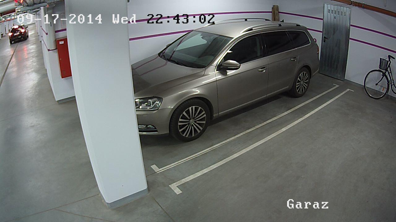 Jaka kamera IP do monitoringu miejsca postojowego w gara�u podziem