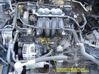 Golf IV 1.6 AKL problemy z r�wnomiern� prac� silnika