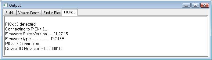 Jak zacząć MPLAB IDE 8.85 + PICkit 3 + demo board
