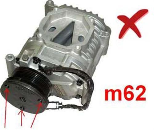Details about MERCEDES SMALLER SUPERCHARGER PULLEY m271 slk clk e c 180 200  230 kompressor new
