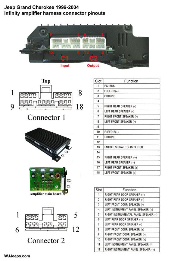 U00bfcomo Conectar Amplificador Infinity