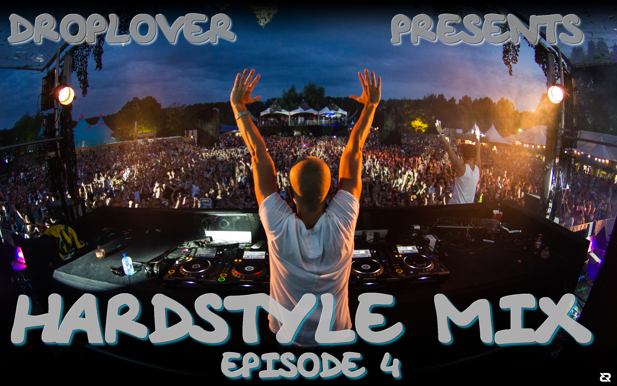 Droplover - Hardstyle MIX EP.4 PROMO MIX !