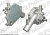 Fiat 125p 1500 - Cieknąca pompa wody - wymiana na pompę od poloneza