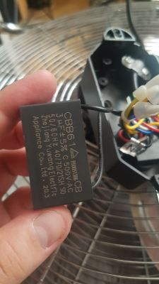Regulator obrotów wentylatora 230v - jaki to silnik?