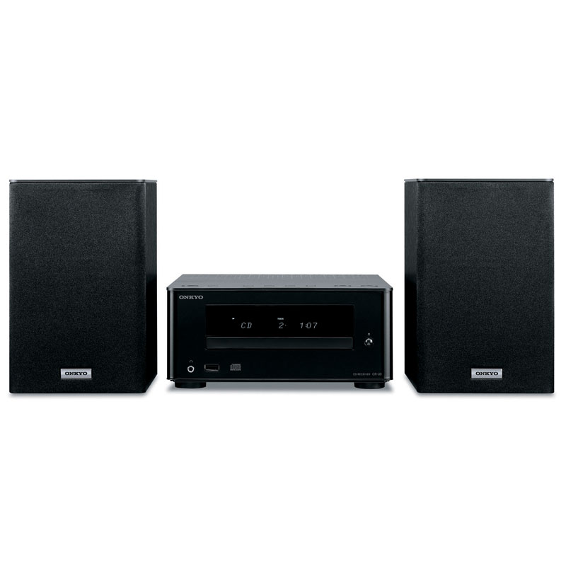 ONKYO X-U3LT - mini system audio ze stacj� dokuj�c� Lightning