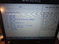 IBM- T43 typ 2668 i dysk Sata