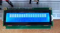 Alfanumeryczny LCD 2x16 - brak pierwszych dwóch znaków w dwóch wierszach