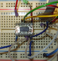 Adapter z Atmega88PA
