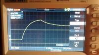 Pomiar vs obliczenie prądu nasycenia rdzenia dławika