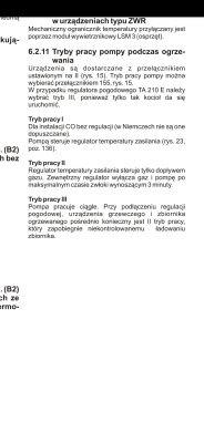 Junkers Cerastar ZR/ZWR 18-3 - Prosze o informacje nastawcze trybu ekonomicznego