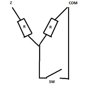 Zabezpieczenie antysabota�owe przed otwarciem obudowy