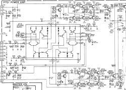 Układ zastępczy STK3062-IV (w Marantz PM50)